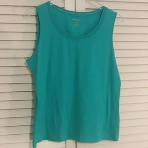 White Stag Teal Sleeveless Top